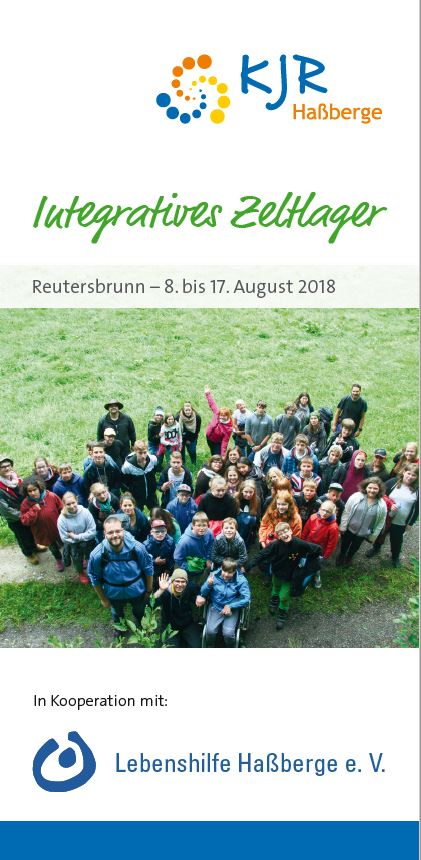 Integratives Zeltlager 2018